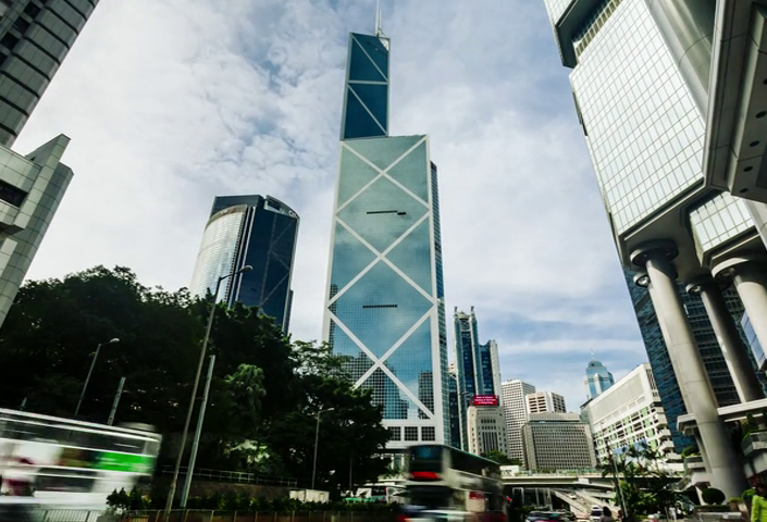 Hong Kong - Bank of China Tower