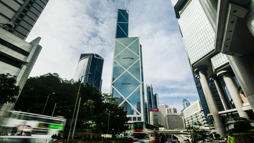 Hong Kong – Bank of China Tower