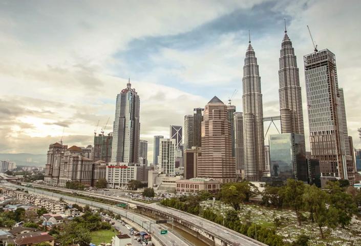 Kuala Lumpur City Time Lapse