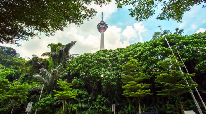 KL Tower Hyperlapse